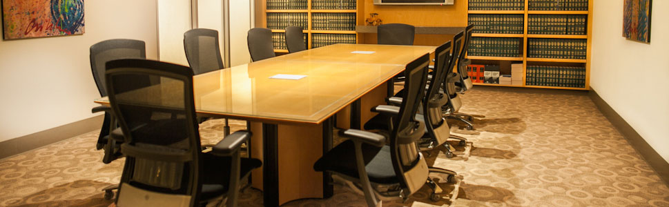 Tabak Law Firm Conference Room